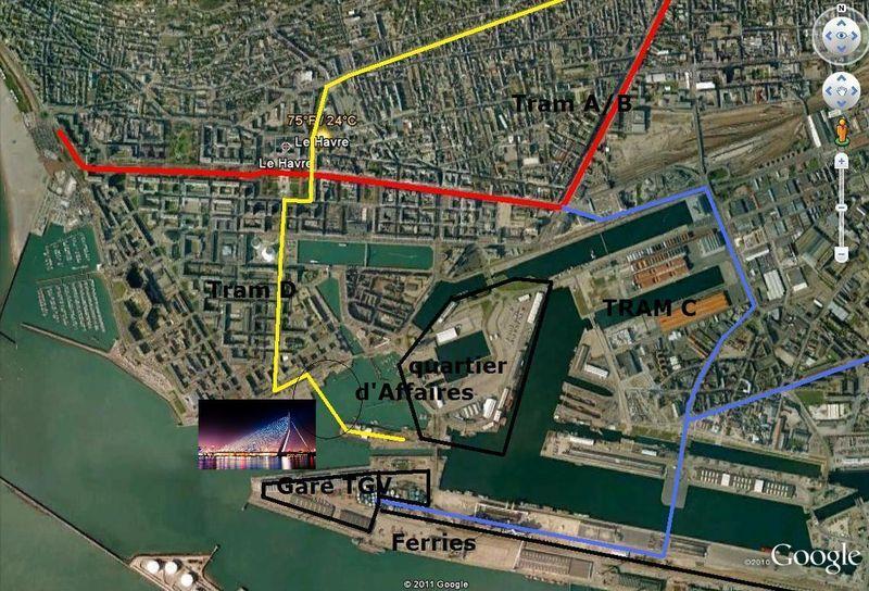 La nouvelle Gare du Havre sur la Pointe de Floride ??? 68764003