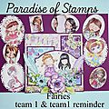 Challenge Paradise of <b>Stamps</b>