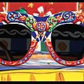 Sicilian Carretto - One of Kind - Lunettes <b>Solaires</b> - Dolce & Gabbana