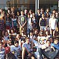 Séjour Linguistique Cheltenham 2014