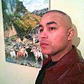 الاربعاء 11 جوان 2003.....حوار لجريدة اليوم مع الفنان التشكيلي أحمد صالح بارا