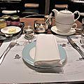 Un Afternoon tea chez FORTNUM & MASON