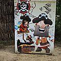 Visite parc des pirates
