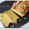 Cake Orange, Amande et <b>Ricotta</b>