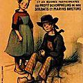 Veuves de <b>guerre</b> et orphelins