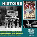 Le projet Hitlérien de Nouvelle Europe