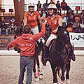 Horse <b>ball</b> : à la rencontre de Mathilde Duboscq
