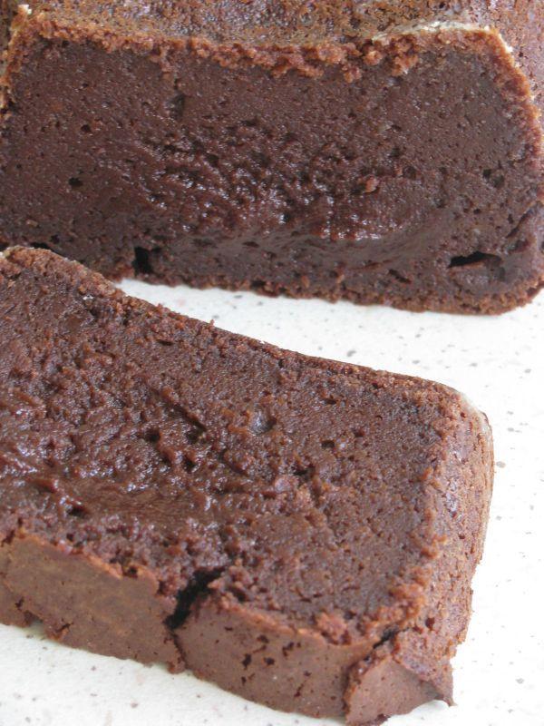 Gateau au chocolat ultra fondant