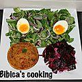 Escapade en cuisine de septembre - « La rentrée des légumes » : Tarte aux courgettes légère (empreintes Silform rondes)