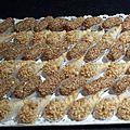 <b>Gâteaux</b> <b>marocain</b>