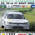 4me Rallye : Rallye du Pays Basque (2008)