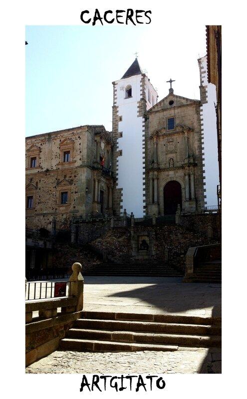Caceres Artgitato Espagne 1