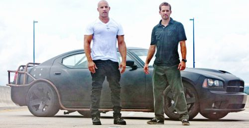 Vin Diesel et Paul Walker