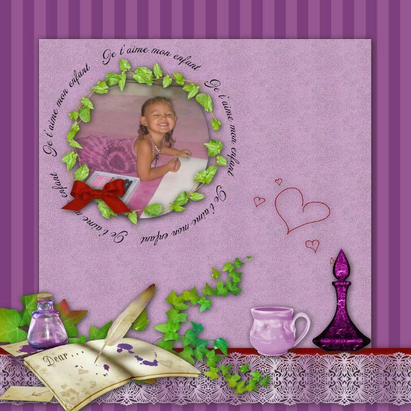 inspiration - photo Stephy scrap - Fomelle (page 1)