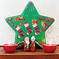 Figurines personnalisées décoration Noël
