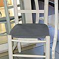 Chaise et fauteuil pour enfant, qui vous a dit que ce n'était plus tendance?