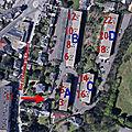 Information sur l'accès au <b>Parc</b> Chef de Caux