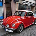 <b>VOLKSWAGEN</b> Coccinelle VW 1303 S cabriolet
