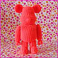 The serial crocheteuses n°232 : un doudou monochrome