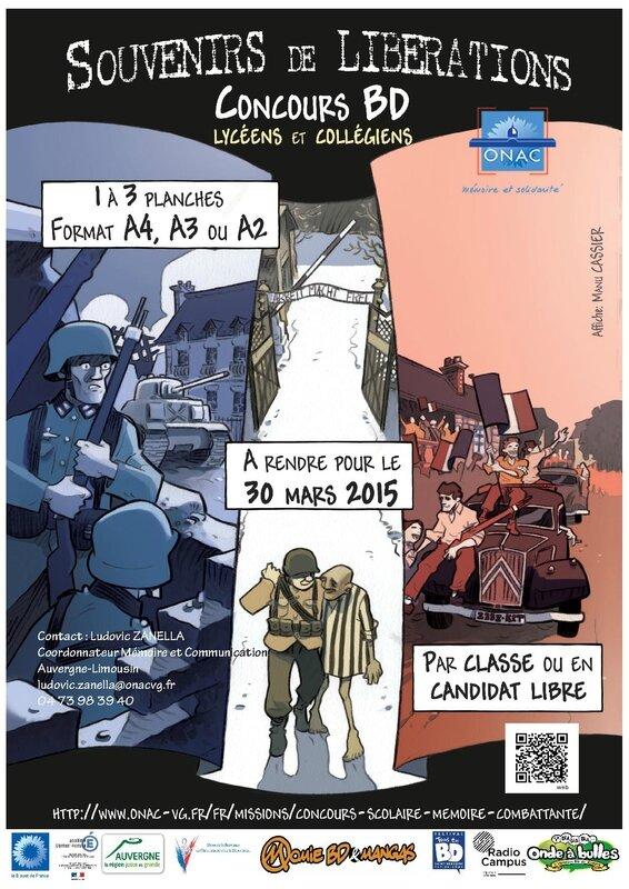 Affiche Auvergne basse déf