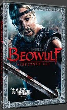 Beowulf en DVD