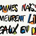 Le slogan