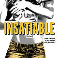 Toughtless, <b>tome</b> 2 : Insatiable, S. C. Stephens