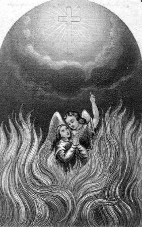 Novembre, mois des âmes du purgatoire - Prières - 69530700_p