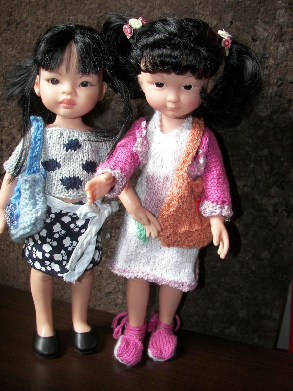 mes poupée asiatiques 65195233