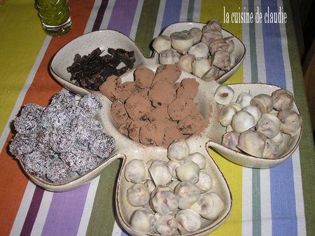 recettes  Bûche de Noël aux 3 chocolats