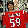Grand Stade de Lille : Faux rapport, pots de vin, mensonges pour Martine Aubry
