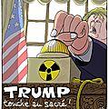 Trump touc