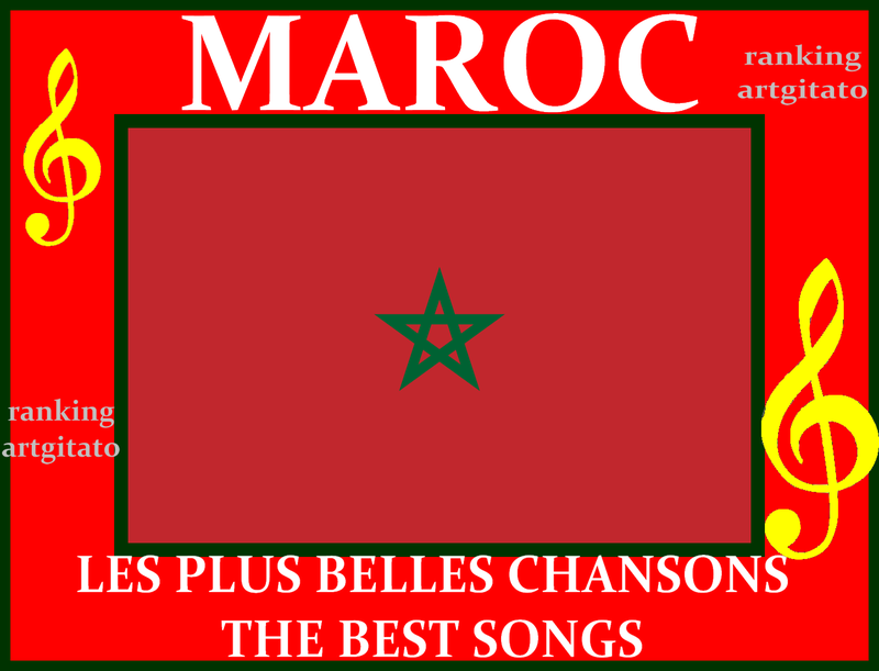 Morocco Maroc Les Plus Belles Chansons Marocaines The Best Songs Artgitato Ranking