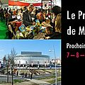 Printemps du livre à Montaigu - Du 7 au 9 Avril 2017