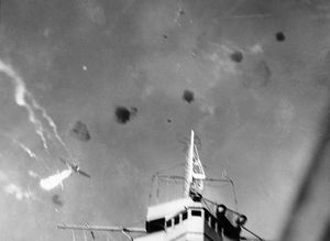 Dive_bomber_shot_over_Enterprise-24Aug42