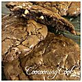 un cookie comme un <b>brownie</b> ... ou l'inverse