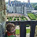 Un petit tour au château de Langeais