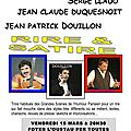 JP DOUILLON EN SPECTACLE