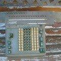 MACHINE A CALCULER MADAS//SUISSE