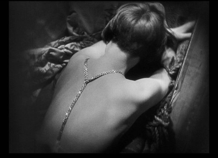 film still from pandora's box, 1929, g.w. pabst