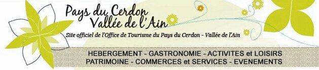 PAYS DU CERDON VALLEE DE L'AIN (OT Logo) TOP