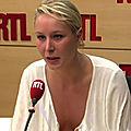 Marion Maréchal-Le Pen, les décolletés de Marion
