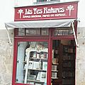 Lis Tes Ratures <b>Nantes</b> Loire-Atlantique librairie