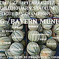 Paris SG ~ <b>Bayern</b> <b>Munich</b>