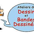 l'<b>Atelier</b> Dessin - <b>BD</b> de Nantes