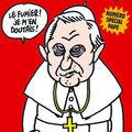 Dieu n'existe pas - par Charb - Charlie Hebdo n°847 - 10 septembre 2008