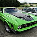 <b>Ford</b> Mustang Mach1 fastback coupe 1971-1972
