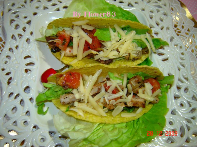 Recettes tacos - Sauce fromagere tacos recette ...