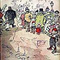 Francisque Poulbot, dessinateur de petites canailles
