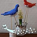 147. couple d'<b>oiseaux</b>